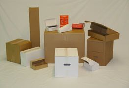 Image of Cartons & Cardboard